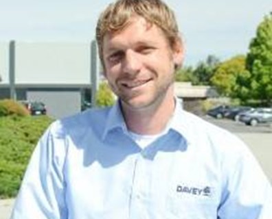 Meet Jason Evans, a district manager at Davey's East Bay office.