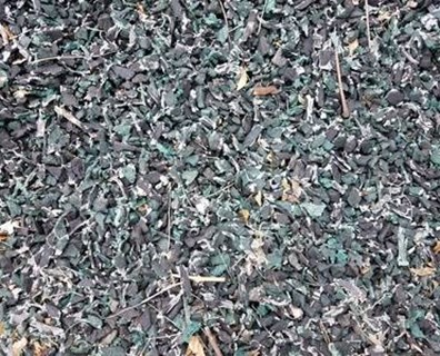 Are rubber mulch rings good or bad for trees?