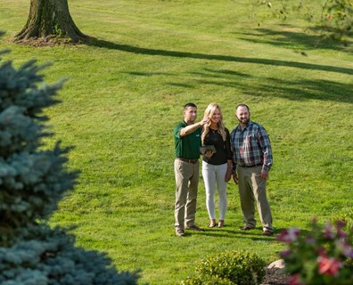 Find the best fertilizer for your evergreen. Keep the blue spruce in your yard colorful.
