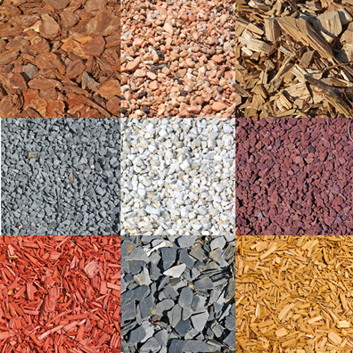 Choosing the right mulch for your yard.