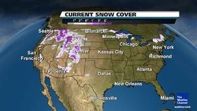 CurrentSnowCover