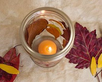 Preserve fall foliage to make it last all year long--in your home.