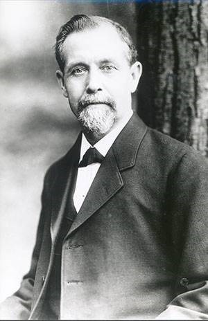 On June 6, we wished John Davey, founder of The Davey Tree Expert Company, a happy 167th birthday.
