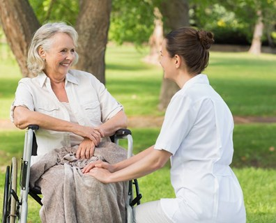 In the presence of trees, hospital patients may heal faster. What is your favorite tree benefit?