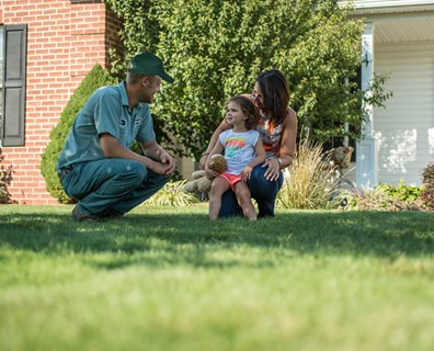 Davey answers your top questions about lawn fertilization this Fall.