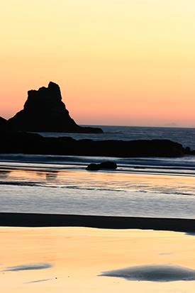 Olympic National Park sunset